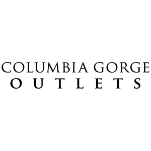 Columbia Gorge Outlets is conveniently located in Troutdale just 15 minutes from Portland at the west end of the Gorge