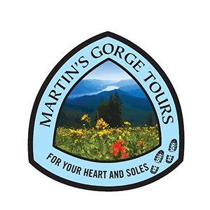 Martin's Gorge Tours offers guided tours to popular hikes in the Columbia River Gorge