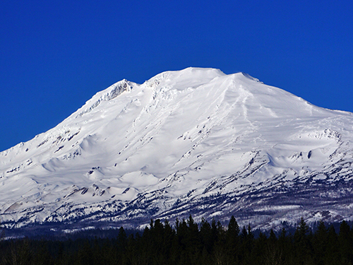 Mt. Adams is one of the largest volcanoes in the Cascade Range and the second highest peak in Washington