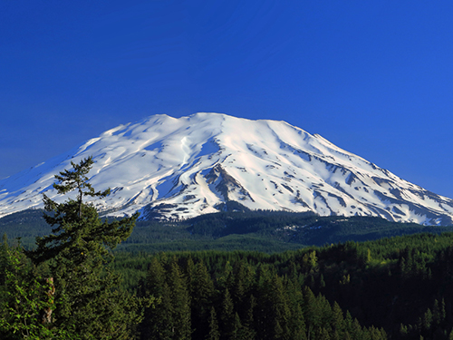 Mt. St. Helens is most famous for its major 1980 eruption — the most destructive volcanic event in US history